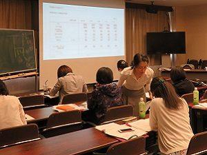 「企業会計(財務会計及び管理会計)」 9.30(土) 中溝 恵津子