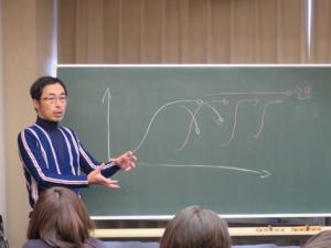 「経営戦略/マーケティング」第2回 神原 理 氏